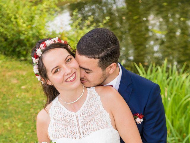 Le mariage de Fayçal et Margaux à Saint-Cyr-l'École, Yvelines 45
