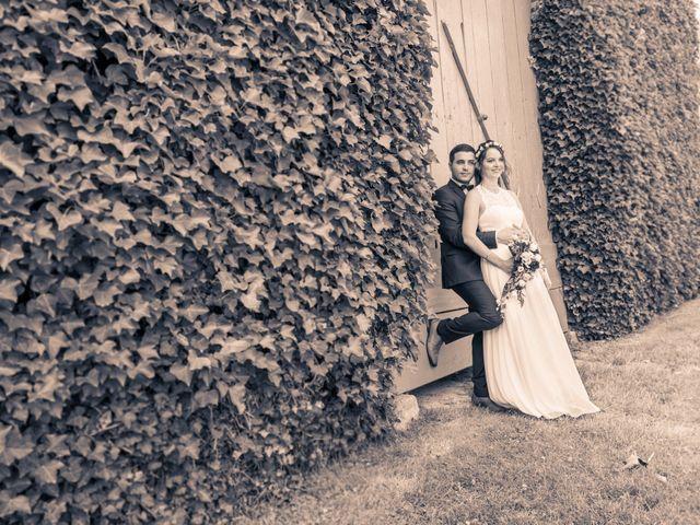 Le mariage de Fayçal et Margaux à Saint-Cyr-l'École, Yvelines 46