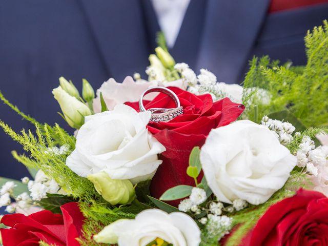 Le mariage de Fayçal et Margaux à Saint-Cyr-l'École, Yvelines 47