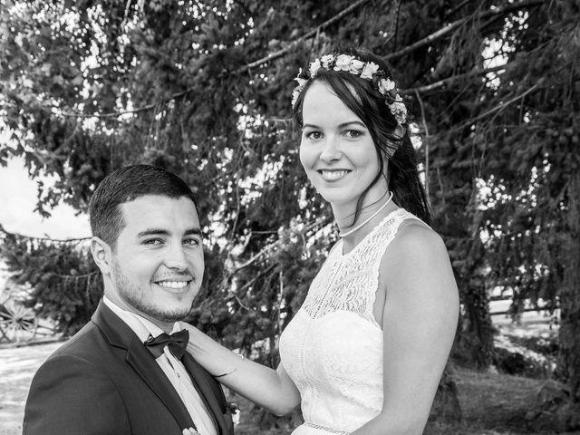 Le mariage de Fayçal et Margaux à Saint-Cyr-l'École, Yvelines 50