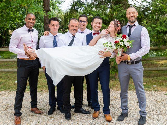 Le mariage de Fayçal et Margaux à Saint-Cyr-l'École, Yvelines 51