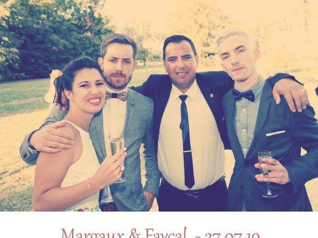 Le mariage de Fayçal et Margaux à Saint-Cyr-l'École, Yvelines 53