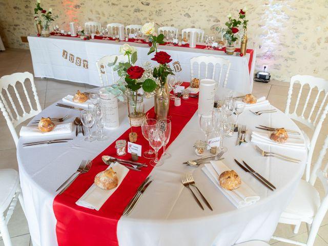 Le mariage de Fayçal et Margaux à Saint-Cyr-l'École, Yvelines 55