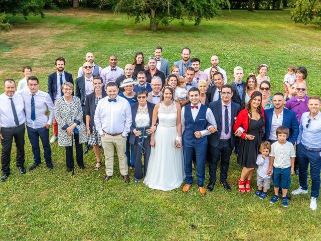 Le mariage de Fayçal et Margaux à Saint-Cyr-l'École, Yvelines 58