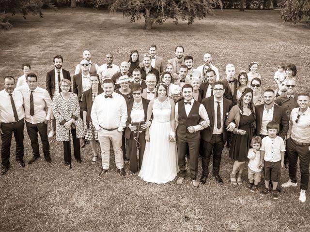 Le mariage de Fayçal et Margaux à Saint-Cyr-l'École, Yvelines 59