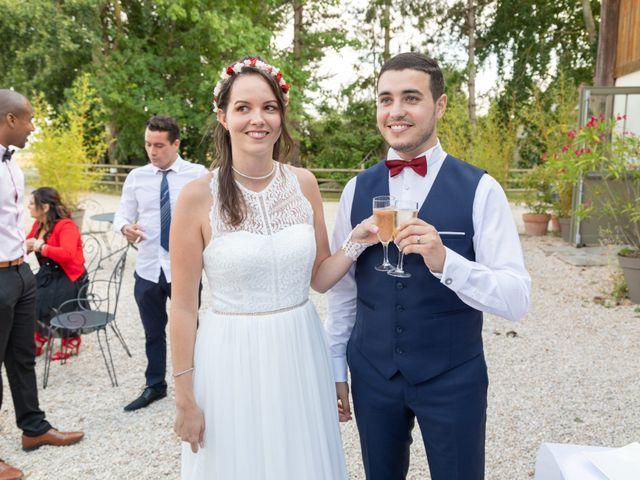 Le mariage de Fayçal et Margaux à Saint-Cyr-l'École, Yvelines 63