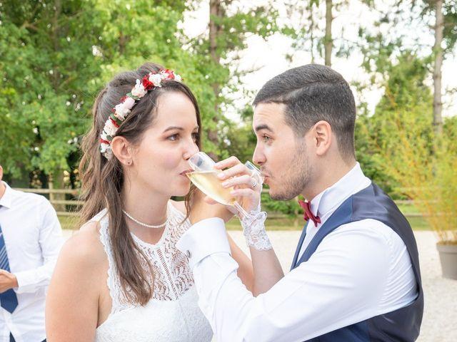 Le mariage de Fayçal et Margaux à Saint-Cyr-l'École, Yvelines 64