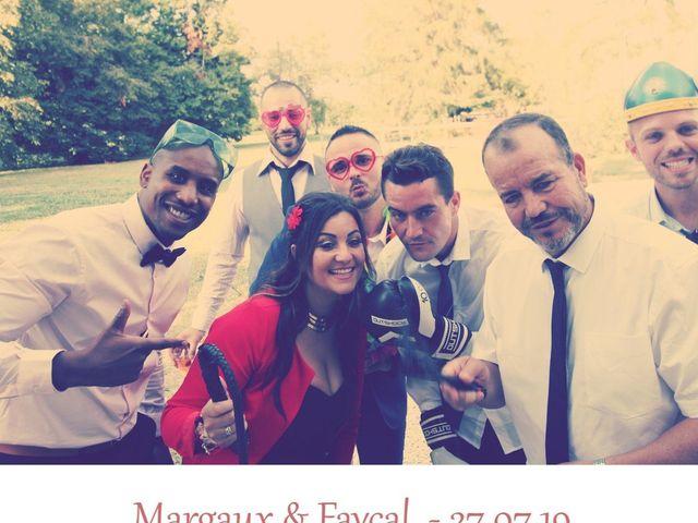 Le mariage de Fayçal et Margaux à Saint-Cyr-l'École, Yvelines 67