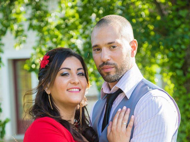 Le mariage de Fayçal et Margaux à Saint-Cyr-l'École, Yvelines 70