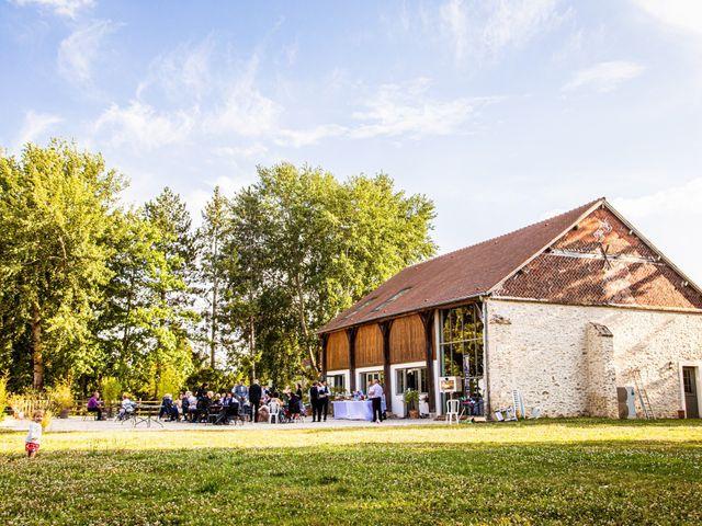 Le mariage de Fayçal et Margaux à Saint-Cyr-l'École, Yvelines 71
