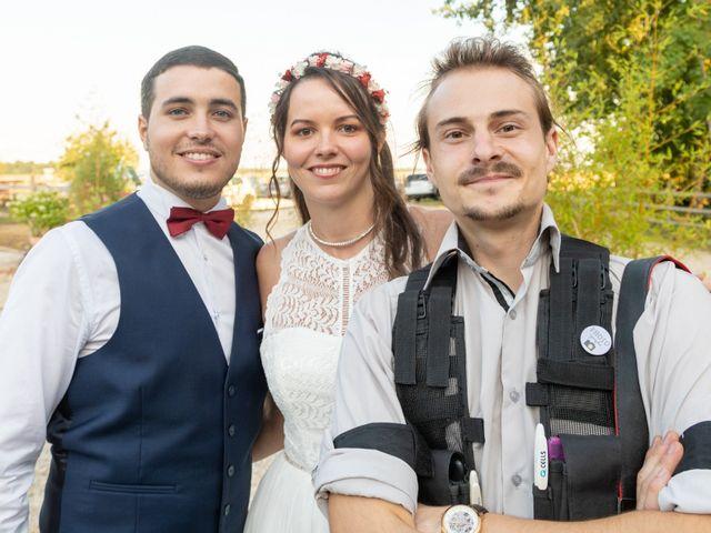 Le mariage de Fayçal et Margaux à Saint-Cyr-l'École, Yvelines 72