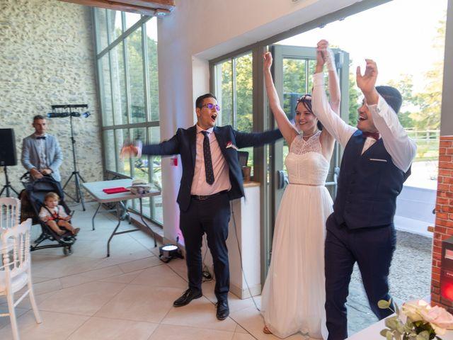Le mariage de Fayçal et Margaux à Saint-Cyr-l'École, Yvelines 74