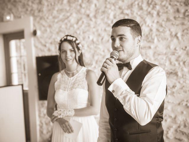 Le mariage de Fayçal et Margaux à Saint-Cyr-l'École, Yvelines 76