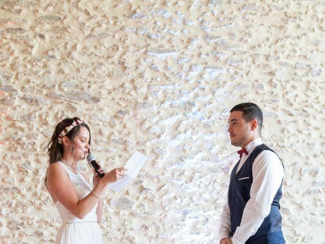 Le mariage de Fayçal et Margaux à Saint-Cyr-l'École, Yvelines 77