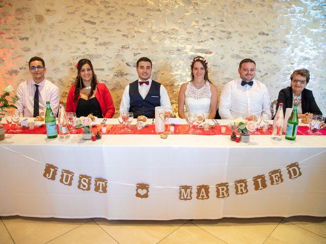 Le mariage de Fayçal et Margaux à Saint-Cyr-l'École, Yvelines 79