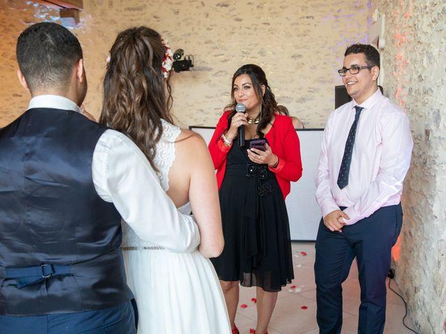Le mariage de Fayçal et Margaux à Saint-Cyr-l'École, Yvelines 80