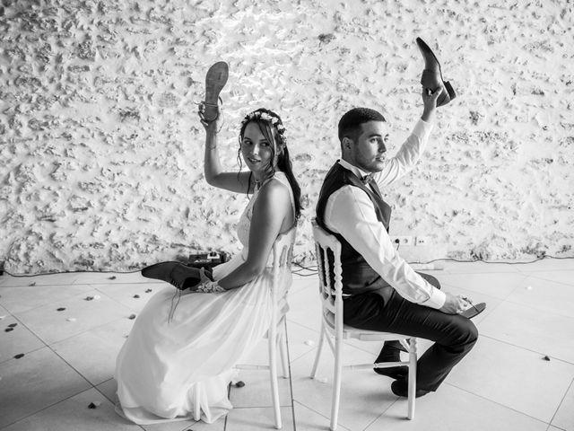 Le mariage de Fayçal et Margaux à Saint-Cyr-l'École, Yvelines 81