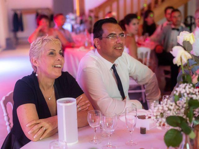Le mariage de Fayçal et Margaux à Saint-Cyr-l'École, Yvelines 85