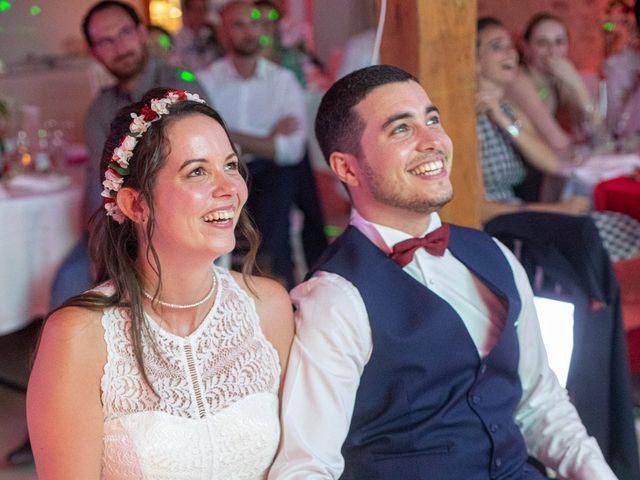 Le mariage de Fayçal et Margaux à Saint-Cyr-l'École, Yvelines 86