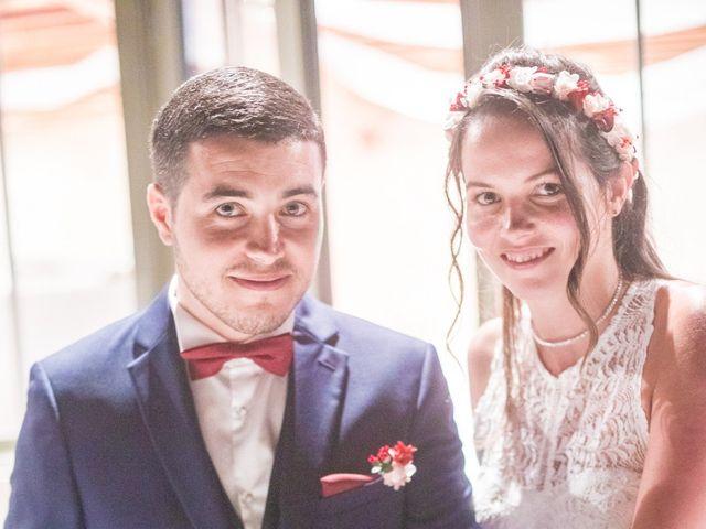 Le mariage de Fayçal et Margaux à Saint-Cyr-l'École, Yvelines 93