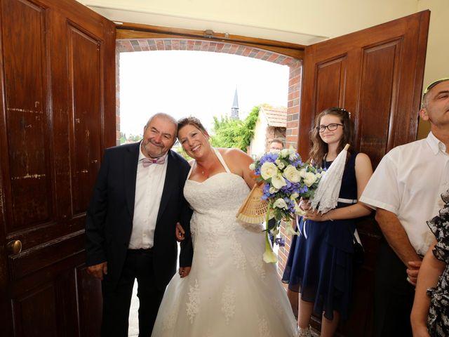 Le mariage de Régis et Cécile à Villiers-le-Morhier, Eure-et-Loir 5