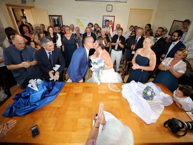 Le mariage de Régis et Cécile à Villiers-le-Morhier, Eure-et-Loir 6