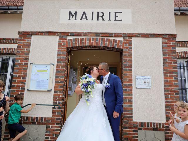 Le mariage de Régis et Cécile à Villiers-le-Morhier, Eure-et-Loir 7