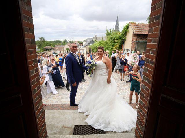 Le mariage de Régis et Cécile à Villiers-le-Morhier, Eure-et-Loir 8
