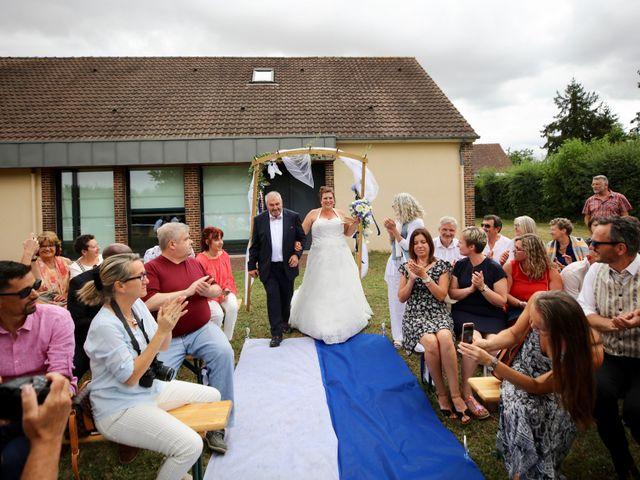 Le mariage de Régis et Cécile à Villiers-le-Morhier, Eure-et-Loir 13