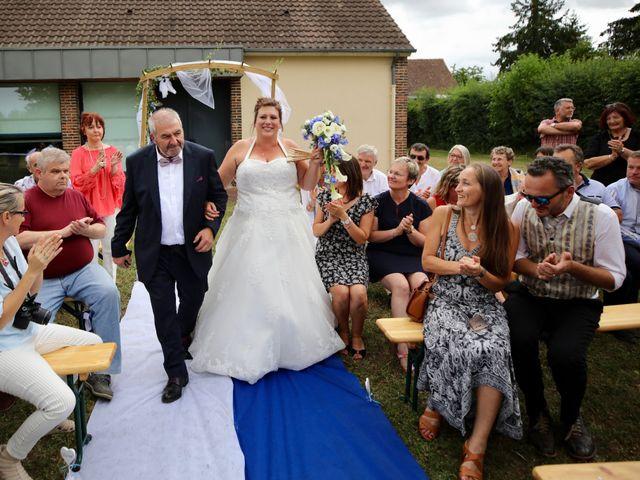 Le mariage de Régis et Cécile à Villiers-le-Morhier, Eure-et-Loir 14