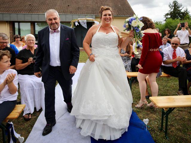Le mariage de Régis et Cécile à Villiers-le-Morhier, Eure-et-Loir 15