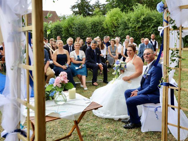 Le mariage de Régis et Cécile à Villiers-le-Morhier, Eure-et-Loir 16