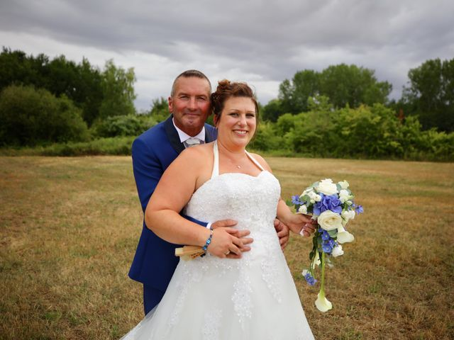 Le mariage de Régis et Cécile à Villiers-le-Morhier, Eure-et-Loir 21