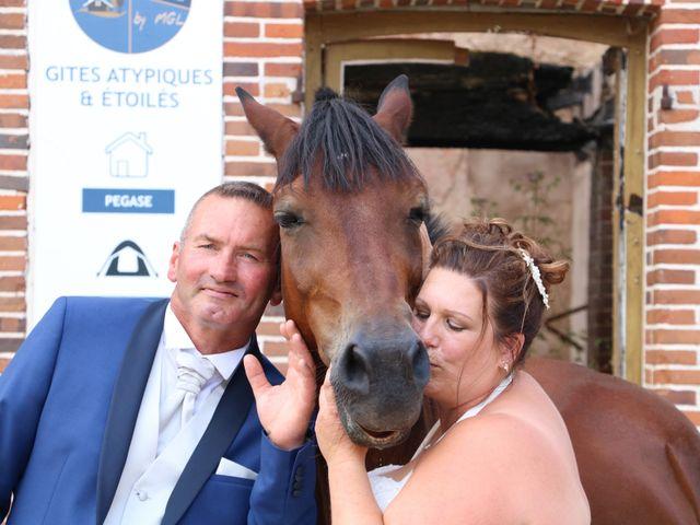 Le mariage de Régis et Cécile à Villiers-le-Morhier, Eure-et-Loir 47