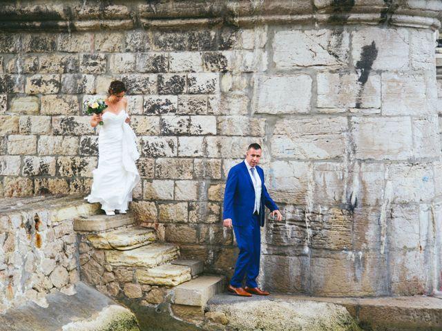 Le mariage de Cédric et Delphine à Aubagne, Bouches-du-Rhône 1
