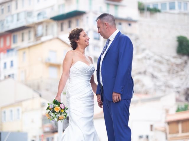 Le mariage de Cédric et Delphine à Aubagne, Bouches-du-Rhône 10