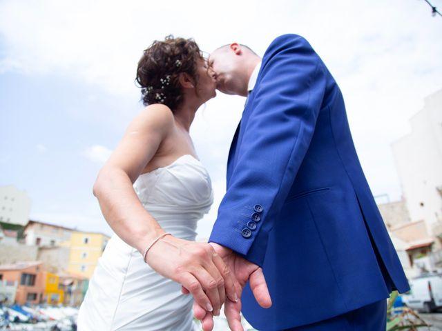 Le mariage de Cédric et Delphine à Aubagne, Bouches-du-Rhône 12