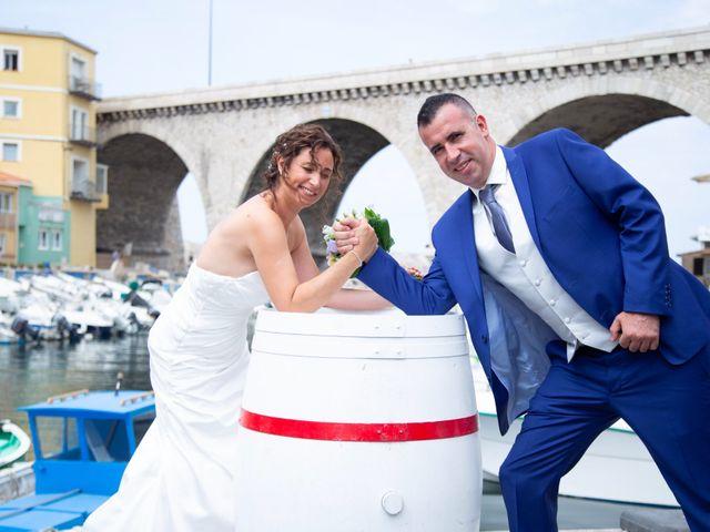 Le mariage de Cédric et Delphine à Aubagne, Bouches-du-Rhône 13