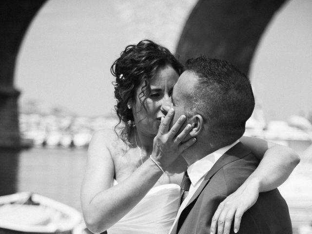 Le mariage de Cédric et Delphine à Aubagne, Bouches-du-Rhône 14