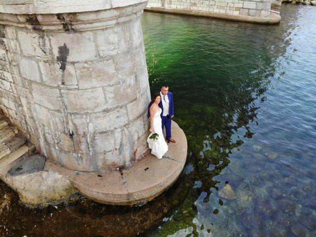 Le mariage de Cédric et Delphine à Aubagne, Bouches-du-Rhône 16