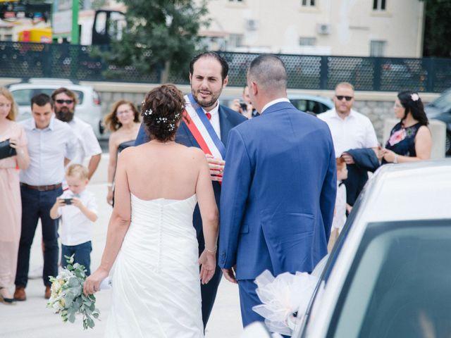 Le mariage de Cédric et Delphine à Aubagne, Bouches-du-Rhône 24