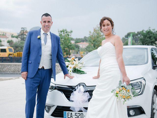 Le mariage de Cédric et Delphine à Aubagne, Bouches-du-Rhône 25