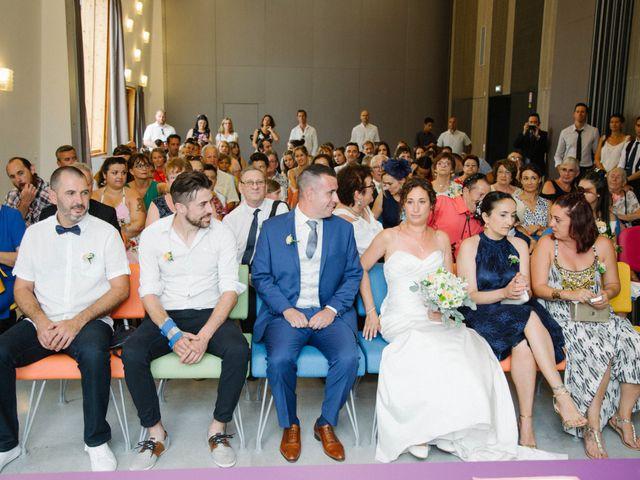 Le mariage de Cédric et Delphine à Aubagne, Bouches-du-Rhône 27