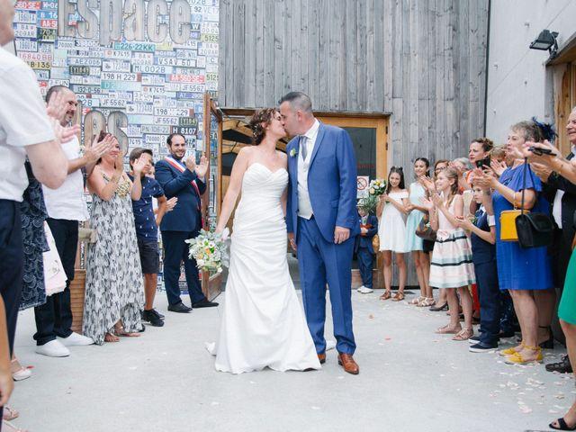 Le mariage de Cédric et Delphine à Aubagne, Bouches-du-Rhône 36
