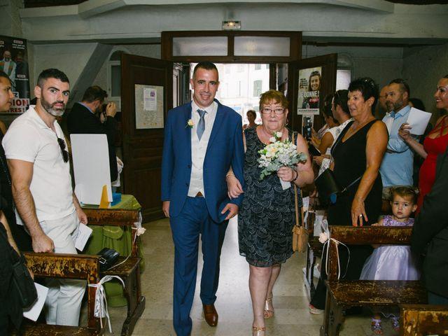 Le mariage de Cédric et Delphine à Aubagne, Bouches-du-Rhône 45