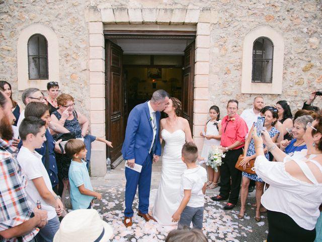 Le mariage de Cédric et Delphine à Aubagne, Bouches-du-Rhône 62