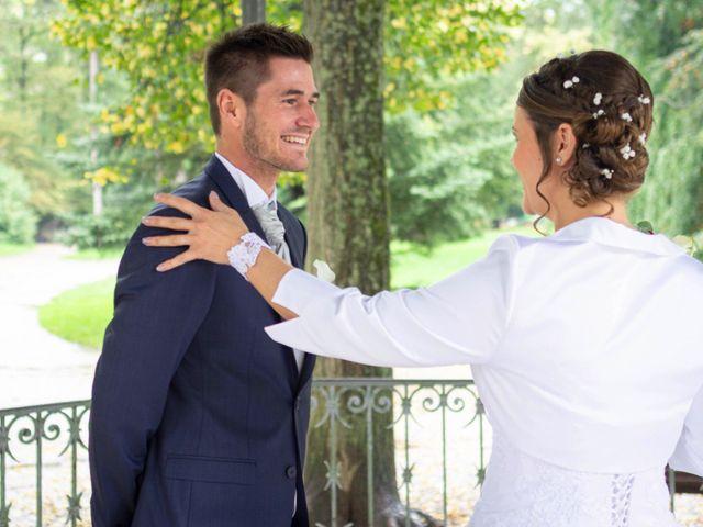 Le mariage de Florent et Maëlle à Besançon, Doubs 7