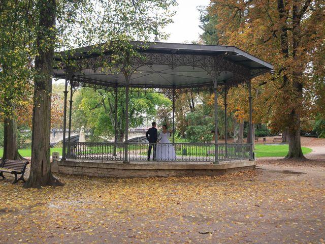 Le mariage de Florent et Maëlle à Besançon, Doubs 9