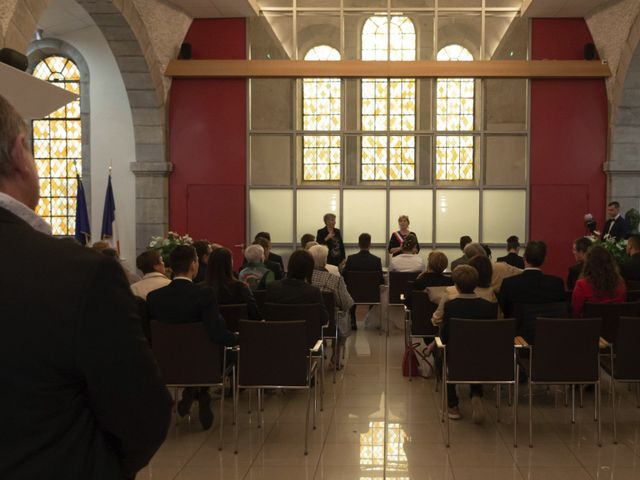 Le mariage de Florent et Maëlle à Besançon, Doubs 12