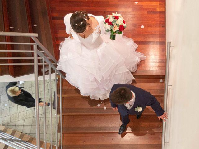 Le mariage de Florent et Maëlle à Besançon, Doubs 1
